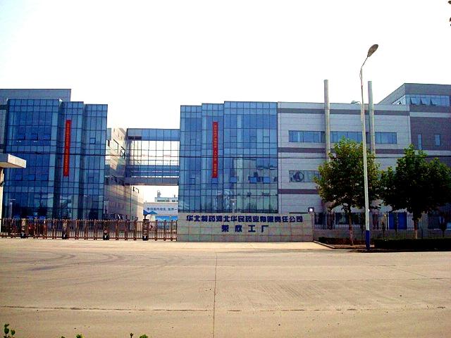 华北制药2000吨7ACA制药项目
