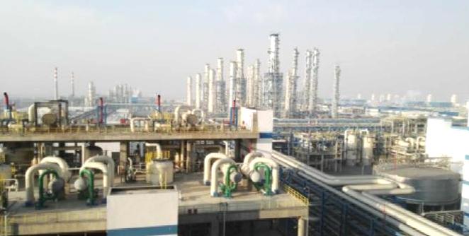 神华宁煤400万吨煤制油气化一标段保运项目