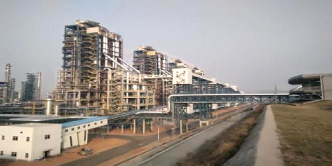 太原重工股份有限公司山西襄矿泓通煤化工有限公司20万吨年合成气制乙二醇项目