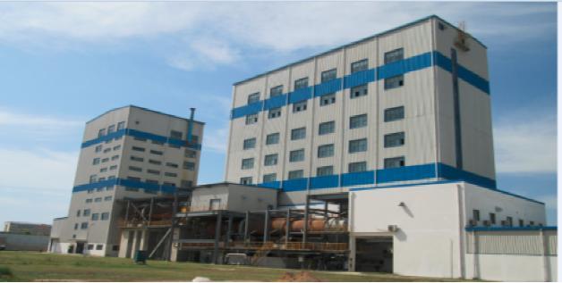 安迈铝业老厂区官网楼扩建及三期国际