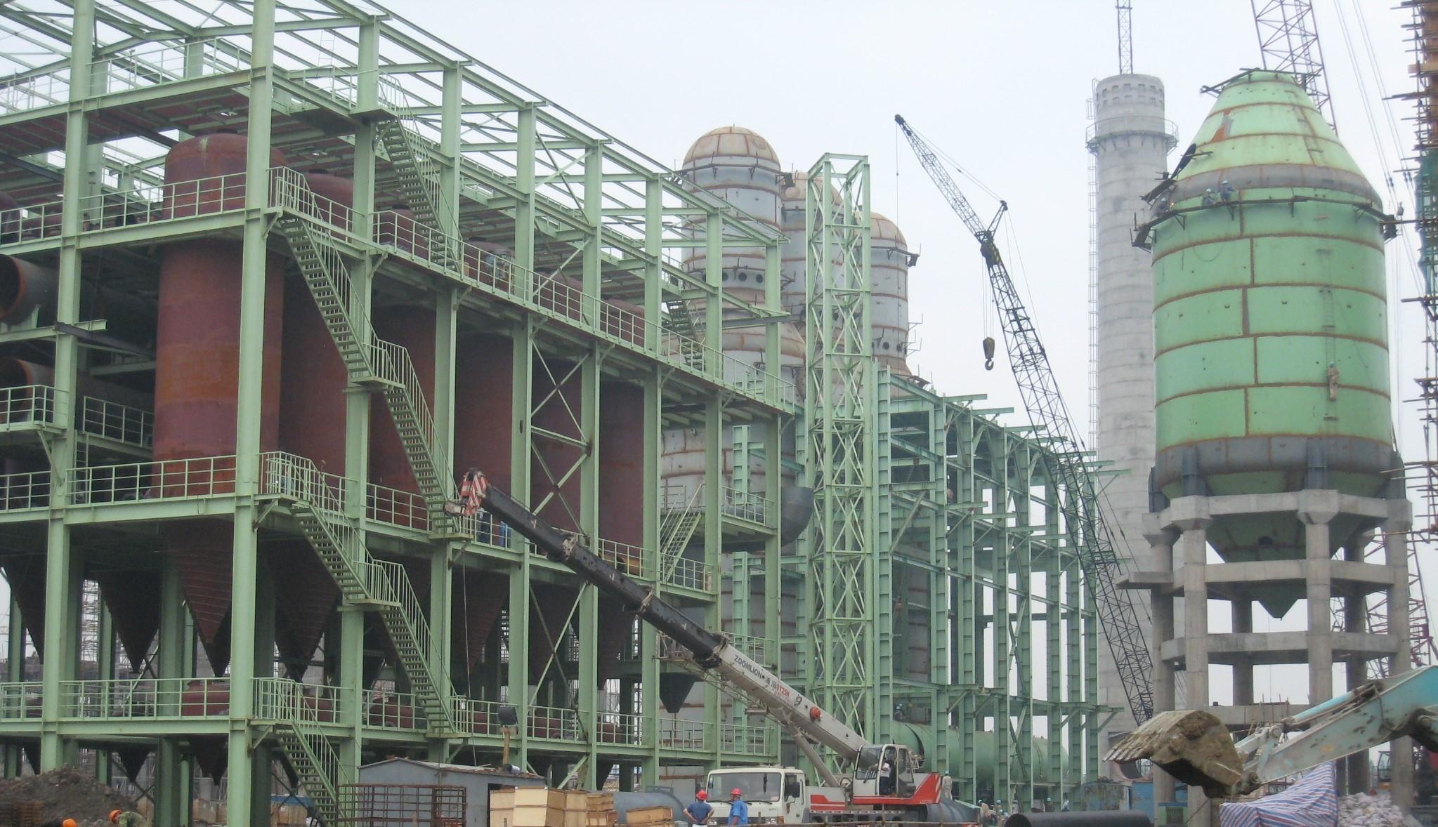 常熟市龙腾特种钢有限公司除尘装置