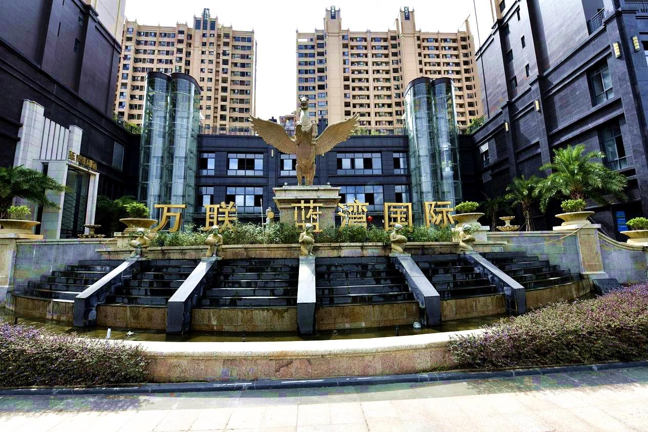 福建省万联房地产开发有限公司万联•蓝湾国际1#-6#楼(桩基、土建、安装)娱乐
